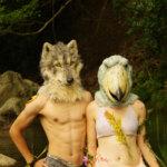 Stunningly realistic lifelike animal masks by Kamonohashi Zokei