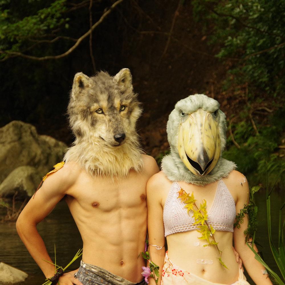 Stunning Realistic Lifelike Animal Masks By Kamonohashi Zokei 01