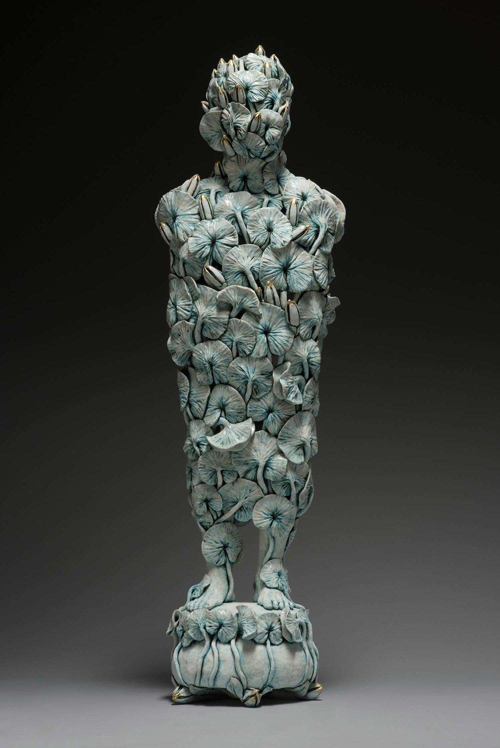 Surrealist Figure Ceramic Sculptures By Adrian Arleo 3