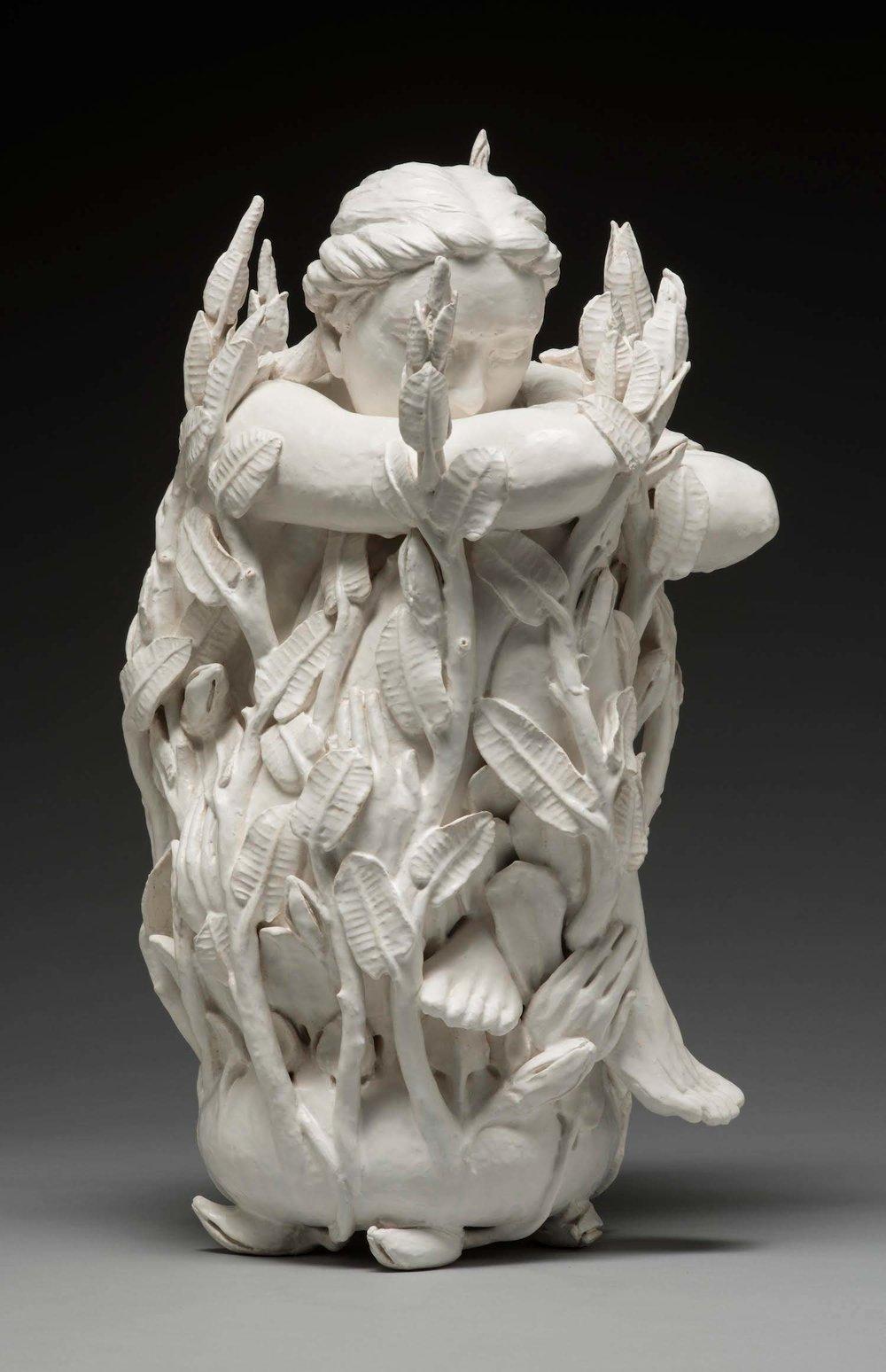 Surrealist Figure Ceramic Sculptures By Adrian Arleo 5