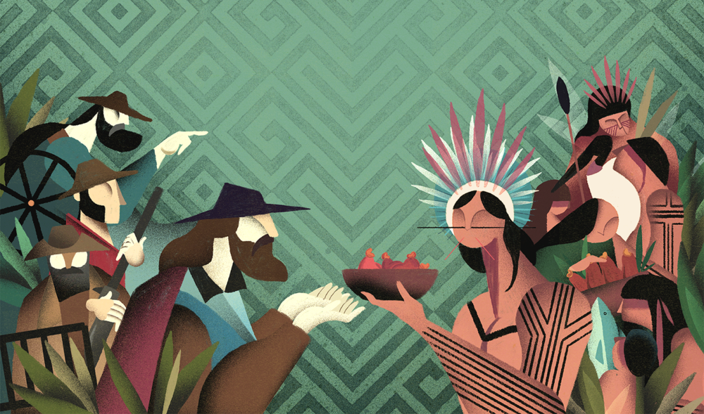 The Marvelous Illustrations Inspired By The Brazilian Soul Of Willian Santiago 1