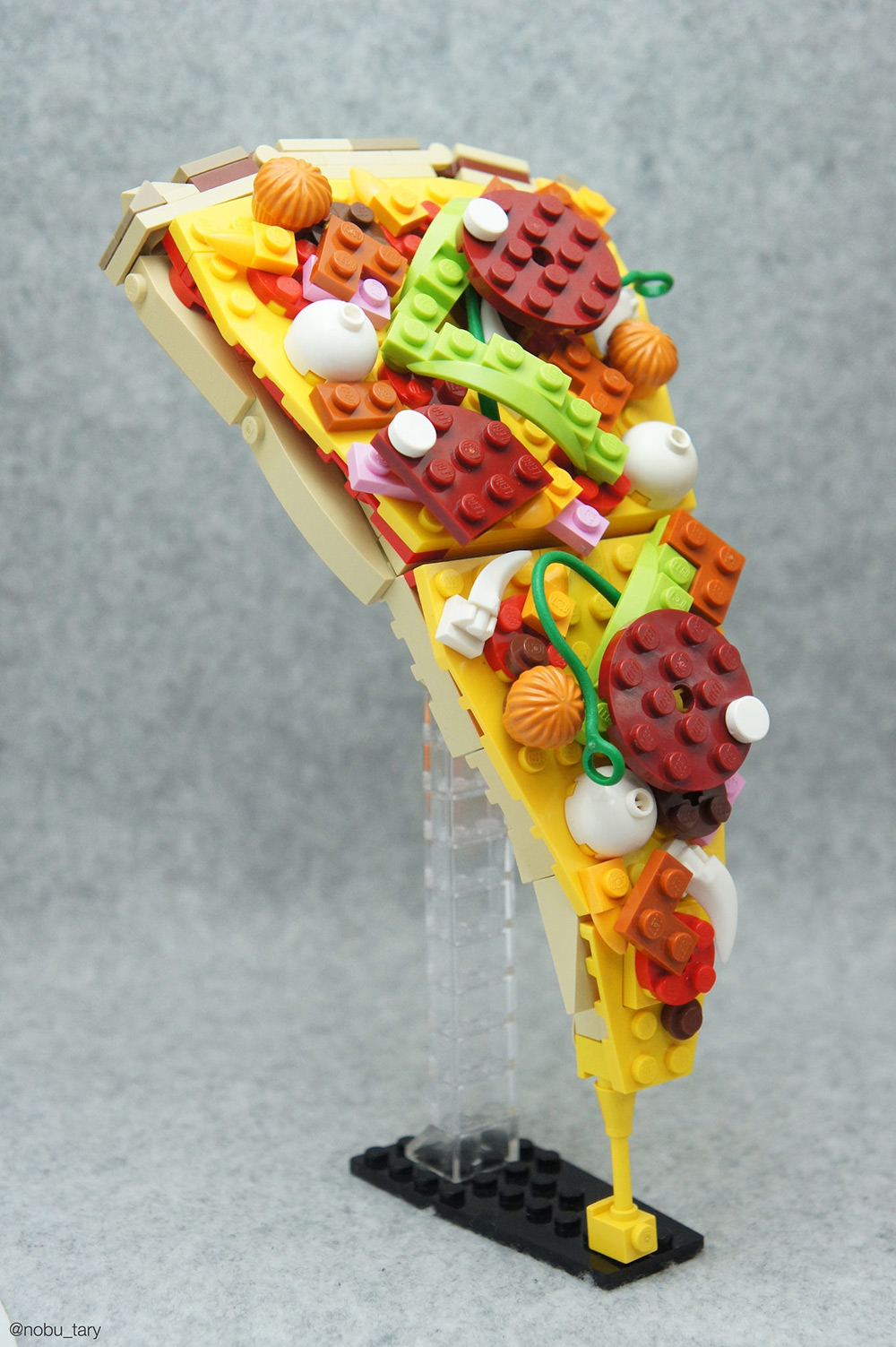 Amazing Lego Food Sculptures By Nobu Tary 2