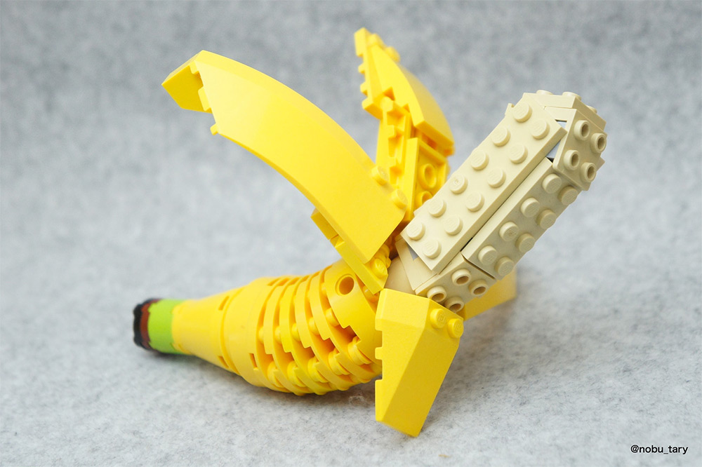 Amazing Lego Food Sculptures By Nobu Tary 6