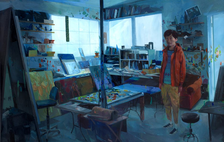 Colorful Illustrative Paintings By Andrew Hem 9