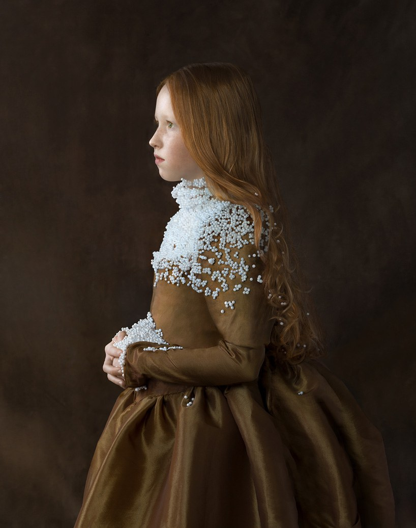 Discarded Packaging Recycled Into Renaissance Costumes By Suzanne Jongmans 9