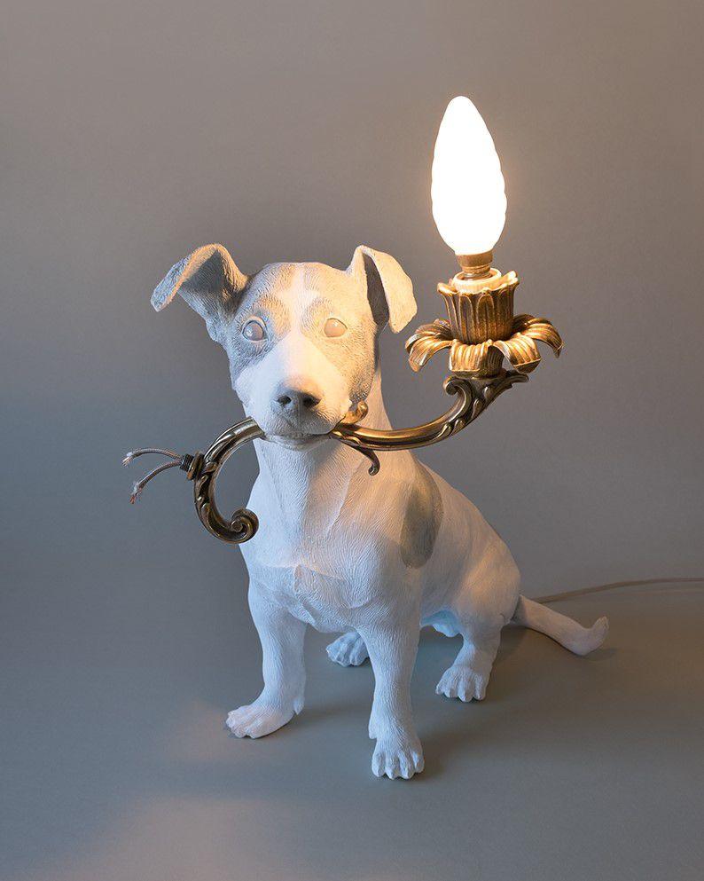 Figurative Lamp Sculptures By Marcantonio Raimondi Malerba 1