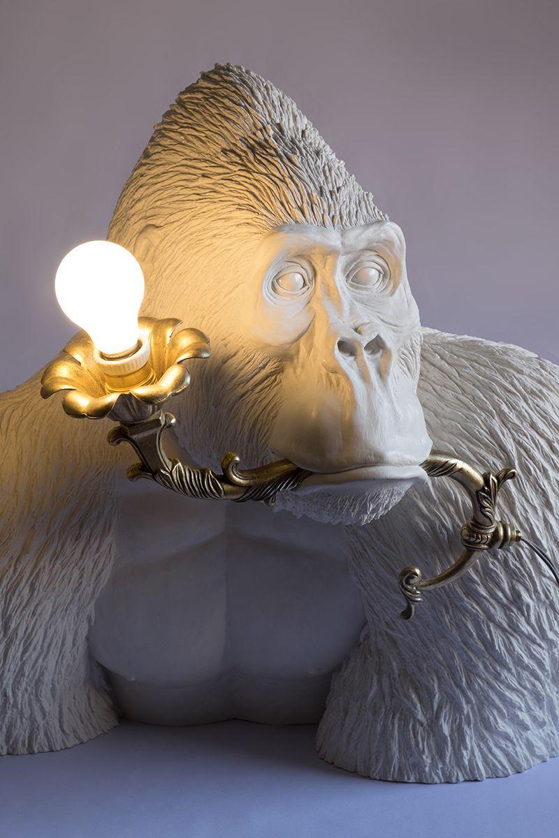 Figurative Lamp Sculptures By Marcantonio Raimondi Malerba 10