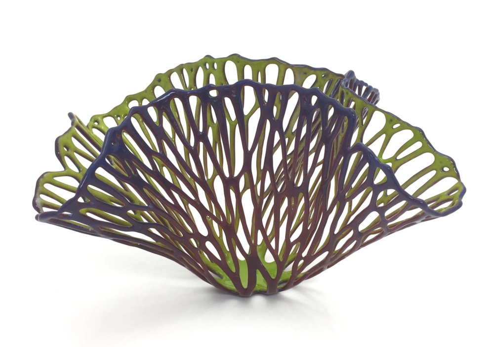 Gorgeous Glass Vessels With Organic Shapes By Lauren Eastman Fowler 3