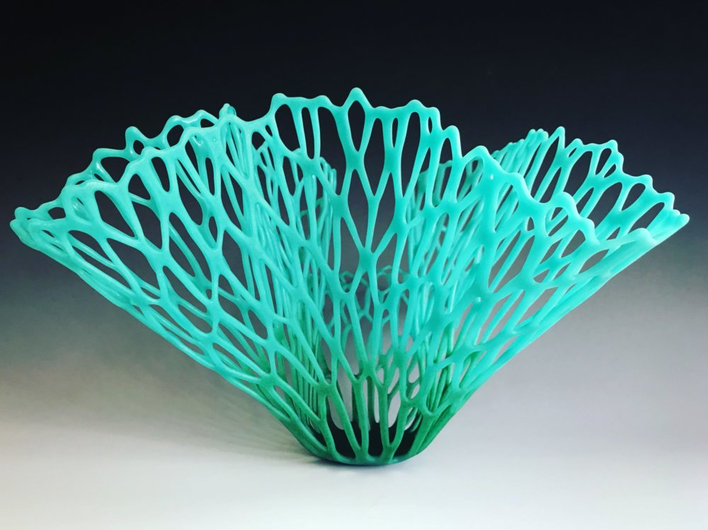 Gorgeous Glass Vessels With Organic Shapes By Lauren Eastman Fowler 6