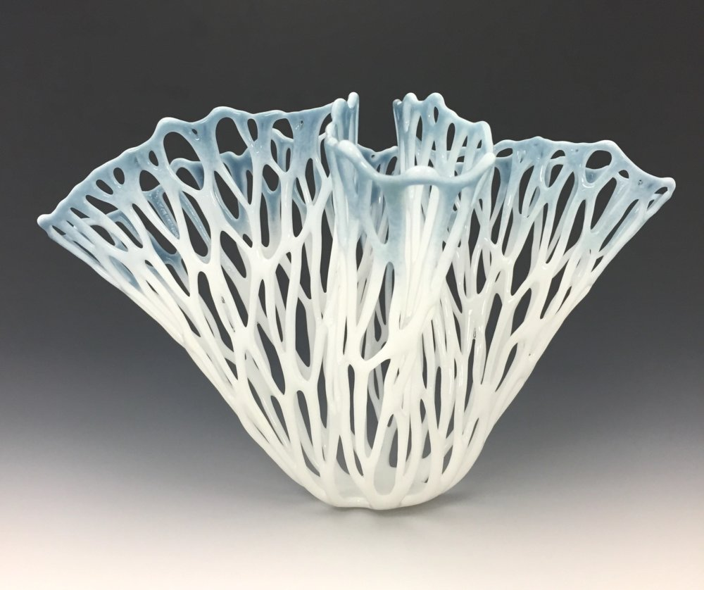 Gorgeous Glass Vessels With Organic Shapes By Lauren Eastman Fowler 8