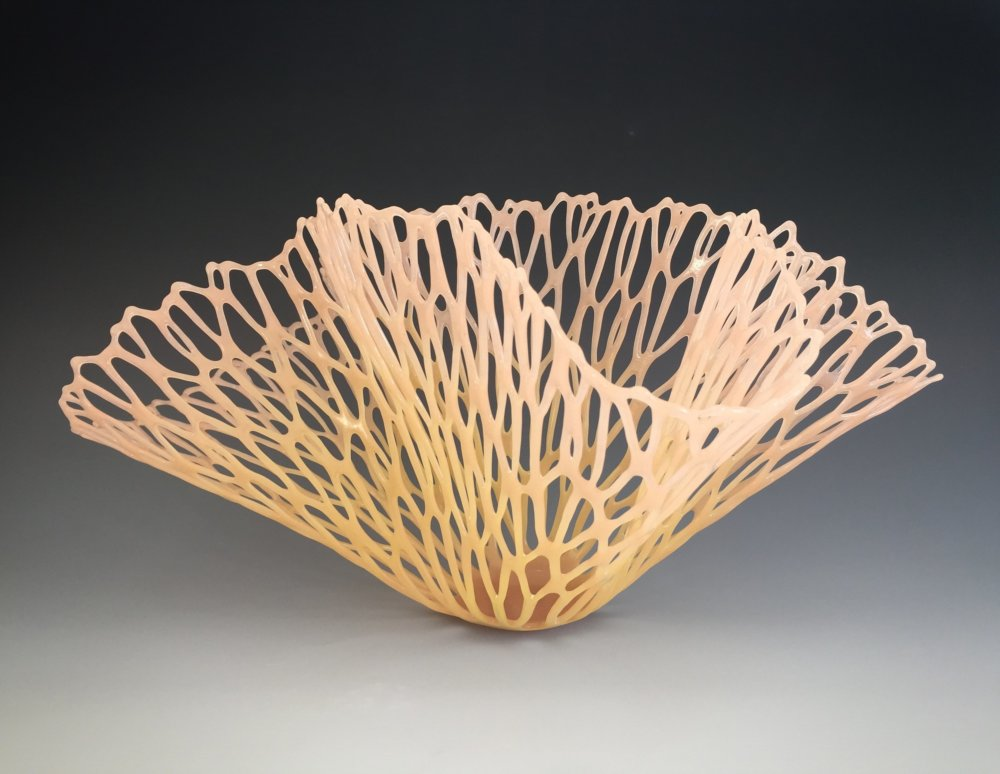 Gorgeous Glass Vessels With Organic Shapes By Lauren Eastman Fowler 9