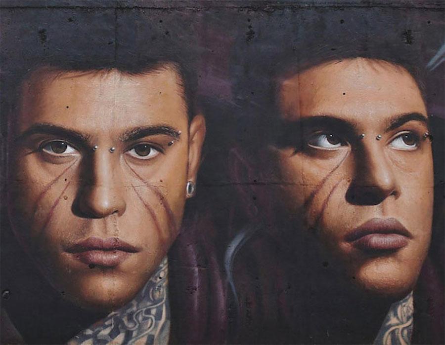 Large Scale Hyper Realistic Portrait Murals By Jorit Agoch 4