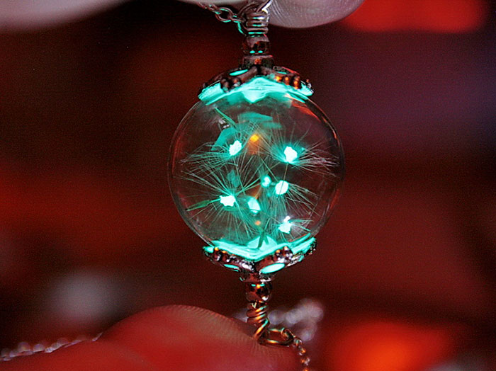 Magical Glow In The Dark Jewelry By Manon Richard 4
