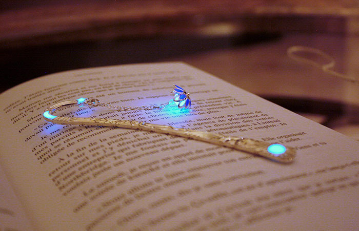 Magical Glow In The Dark Jewelry By Manon Richard 9
