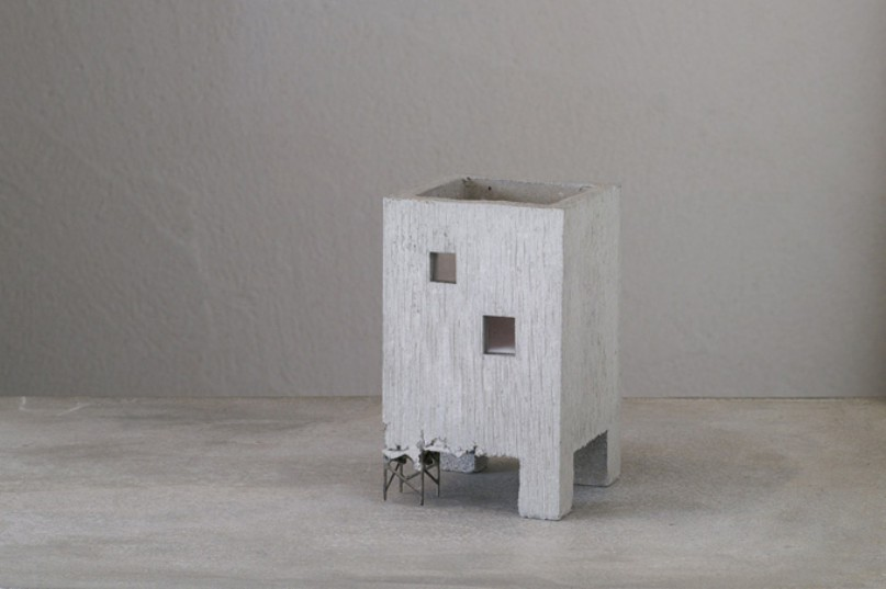 Adorable Planters Inspired By The Urban Environment By Nobuhiro Sato 7