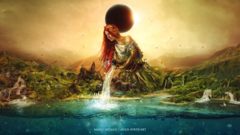 Amazing Allegorical Photo Manipulations By Mario Sanchez Nevado 4