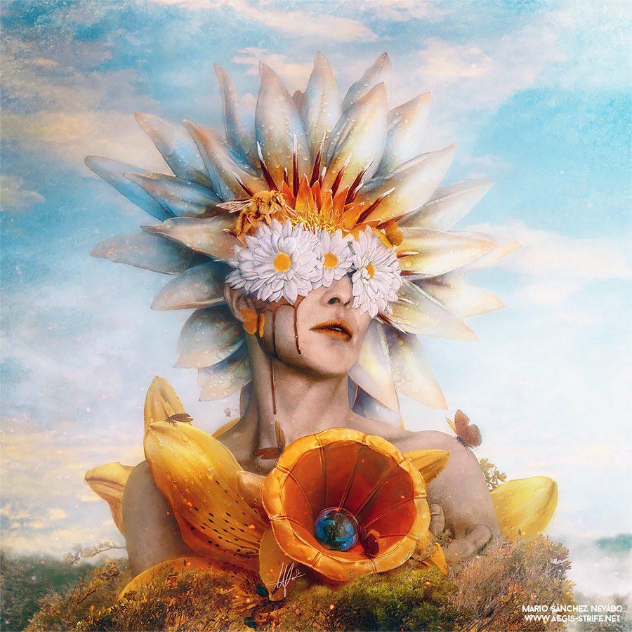 Amazing Allegorical Photo Manipulations By Mario Sanchez Nevado 5