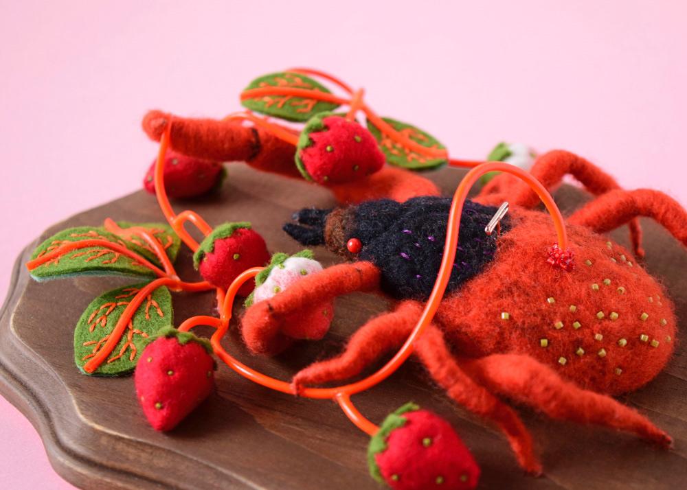Anatomical Textile Sculptures By Hine Mizushima 5