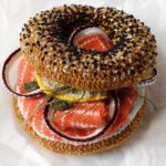 Baked goods made of crocheted wool by Kate Jenkins