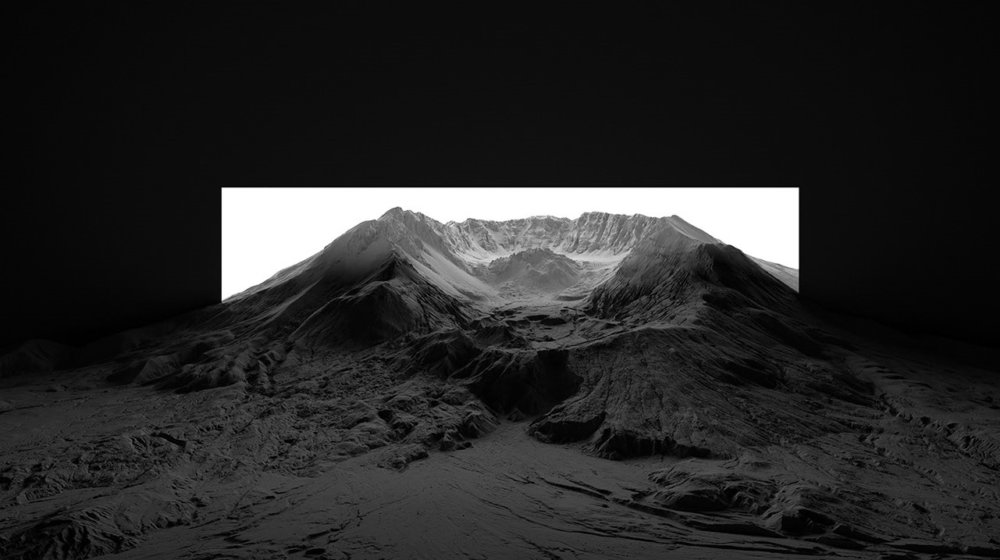 CHIAROSCURO I a mesmerizing black and white landscape photographic series by Thomas Paturet 2