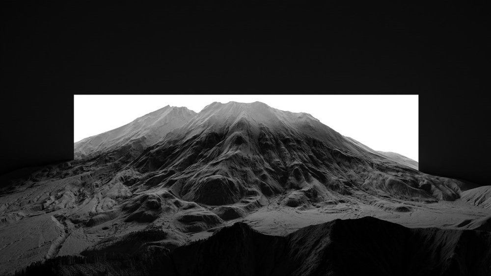 CHIAROSCURO I a mesmerizing black and white landscape photographic series by Thomas Paturet 7