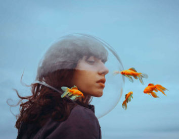 Dive into the surreal world of Lauren Zaknoun