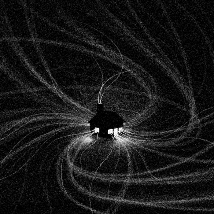 Drawlloween Formidable Obscure Black And White Illustrations By Brian Luong 4