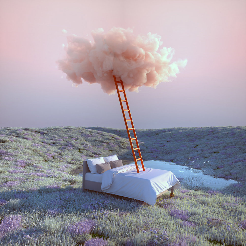 Dreamlands Amazing Digital Art Of Dreamy Surreal Landscapes By Yomagick 1