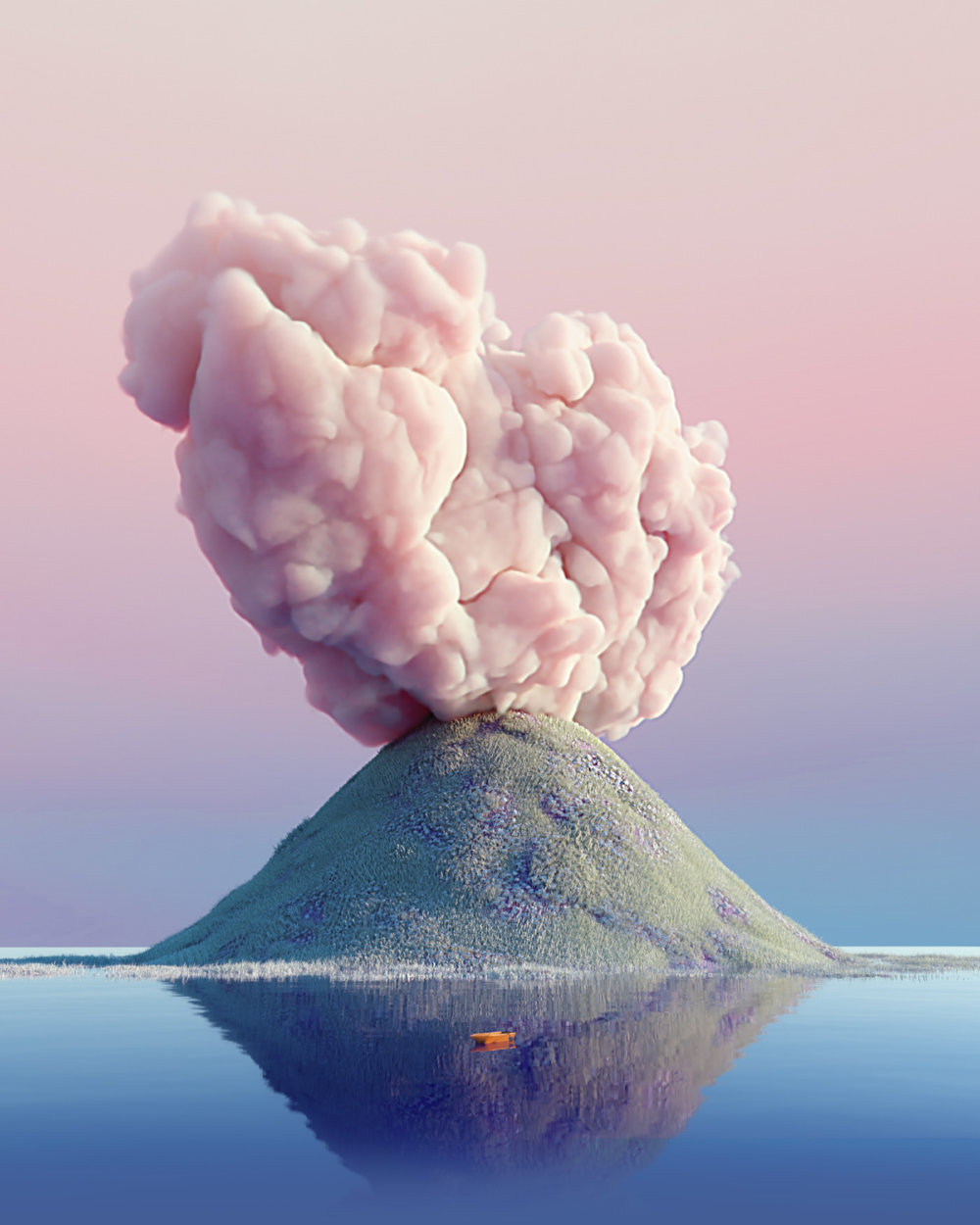 Dreamlands Amazing Digital Art Of Dreamy Surreal Landscapes By Yomagick 2