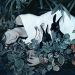 Dreamlike digital and traditional paintings by Korean artist Joanne Nam