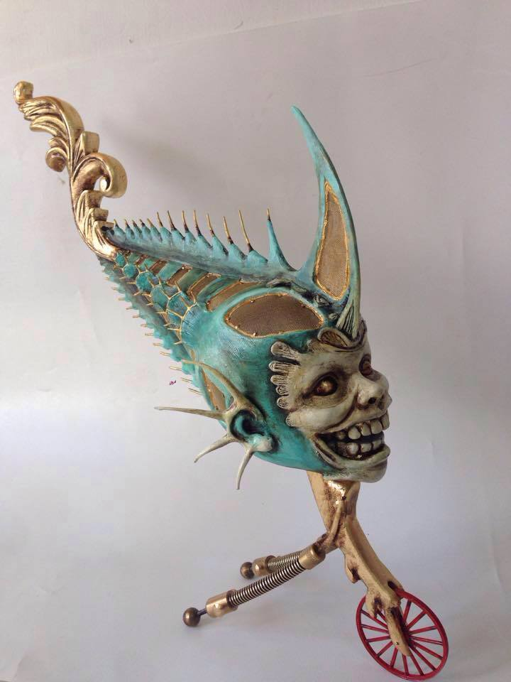 Exotic And Bizarre Shoe Sculptures By Costa Magarakis 7