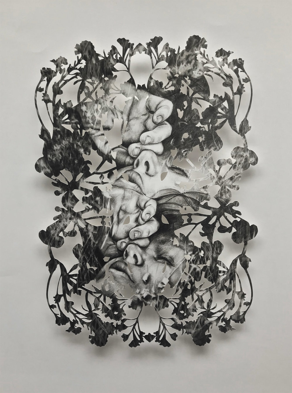 Fragmented Feelings Illustrated Papercut Works By Christine Kim 4