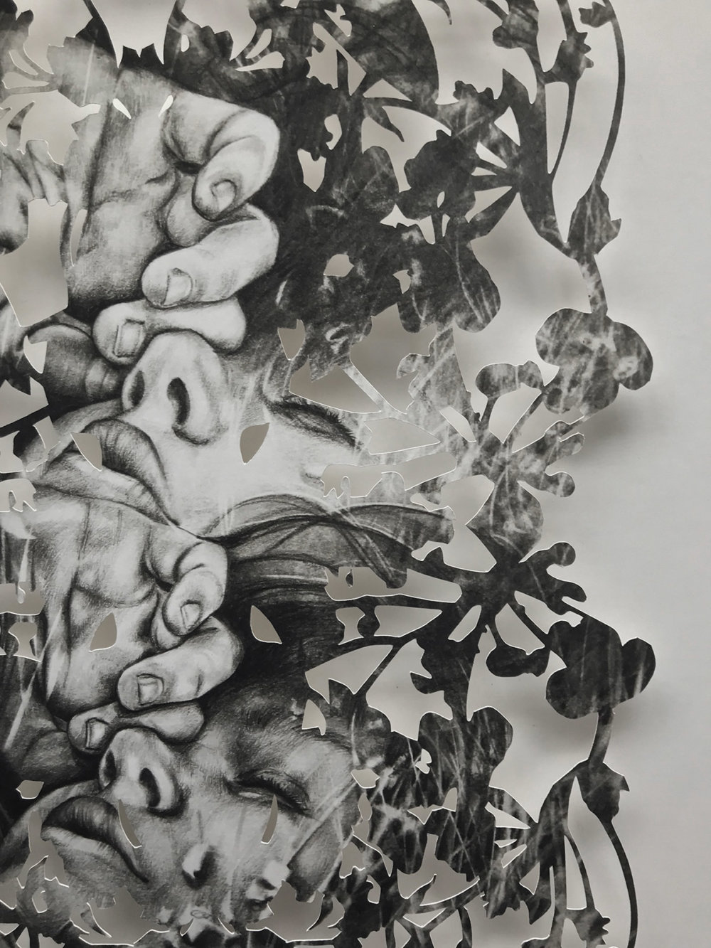 Fragmented Feelings Illustrated Papercut Works By Christine Kim 5