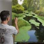Gorgeous hyper-realistic paintings that look like photography by Renato Muccillo