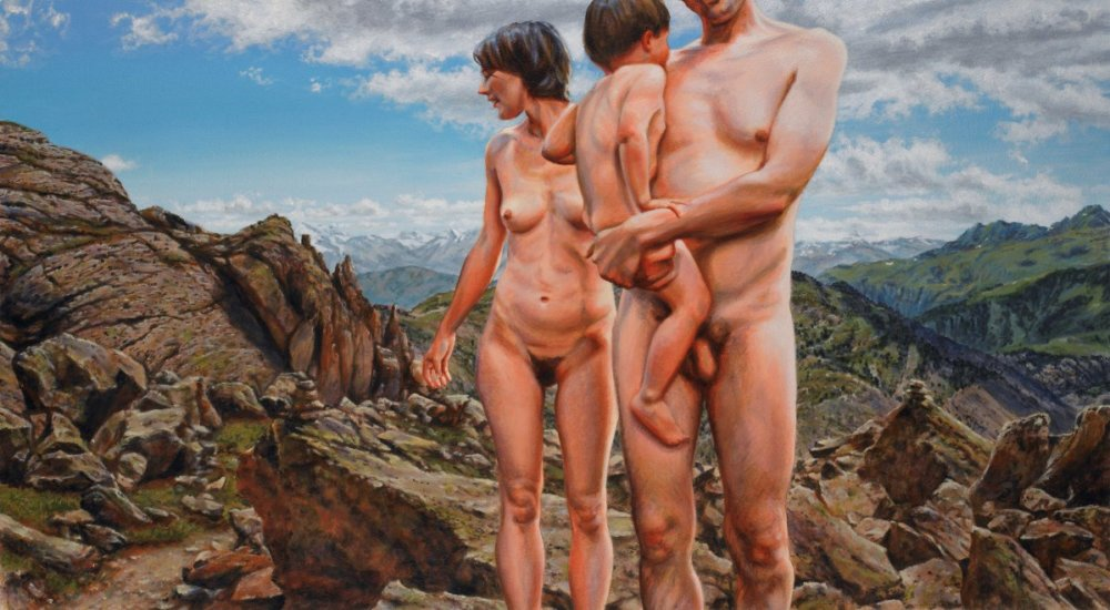 Human Nudity In Its Purest Form In Susannah Martins Paintings 8