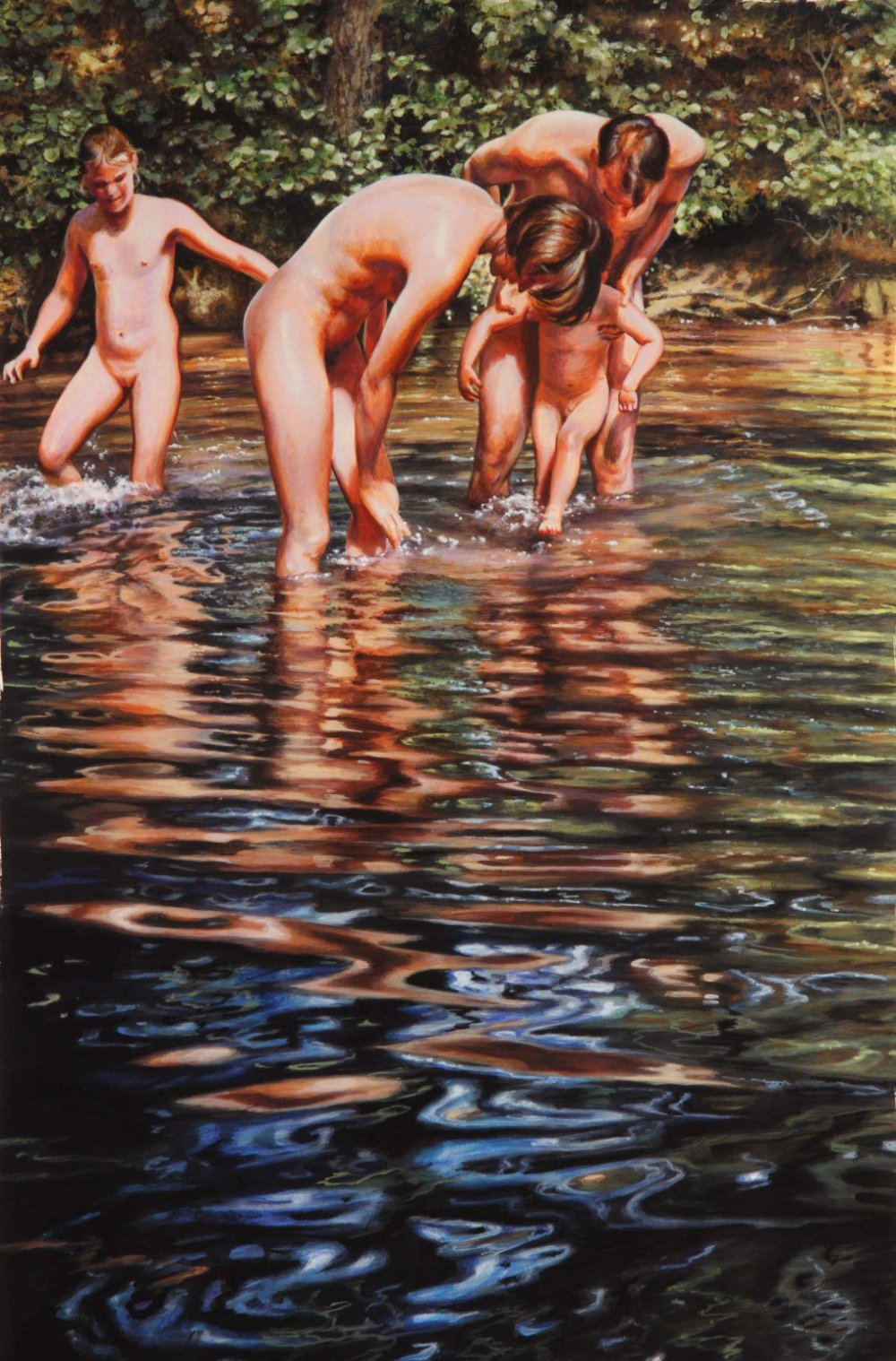 Human Nudity In Its Purest Form In Susannah Martins Paintings 9