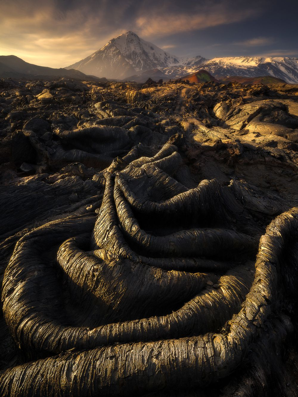 Kamchatka To The Abyss Of The Earth Magnificent Landscape Photograph Series By Isabella Tabacchi 1