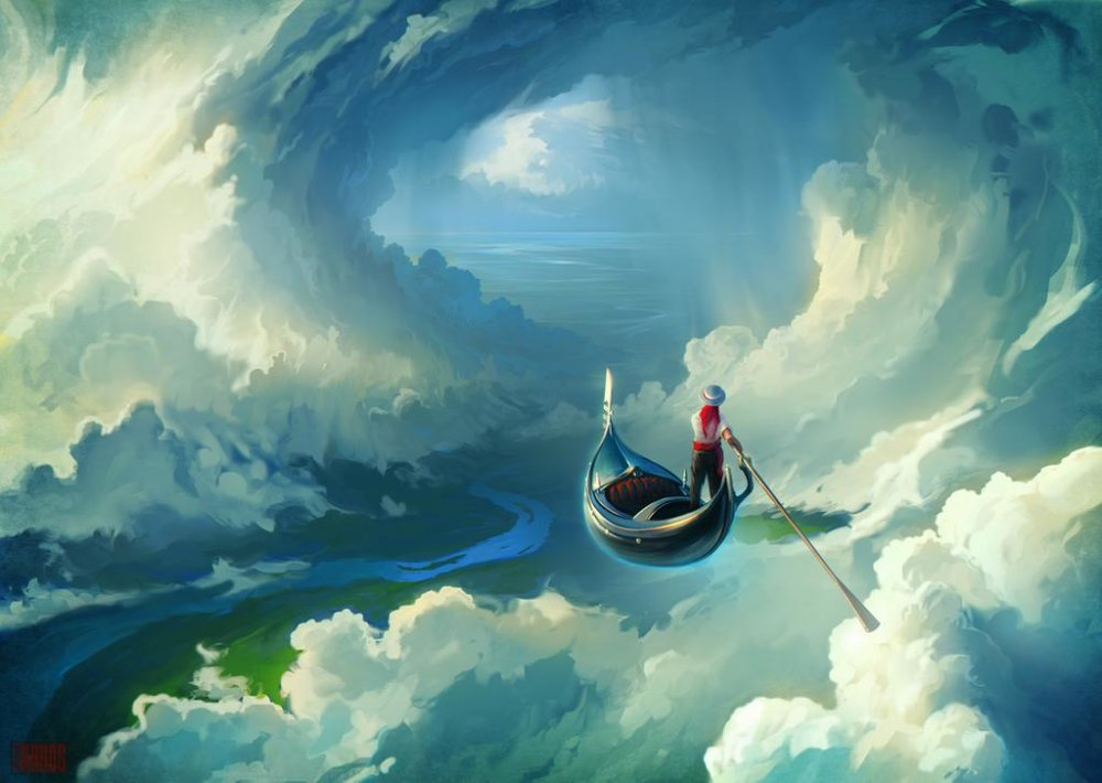 Magnificent Surreal Illustrations By Artem Chebokha 10