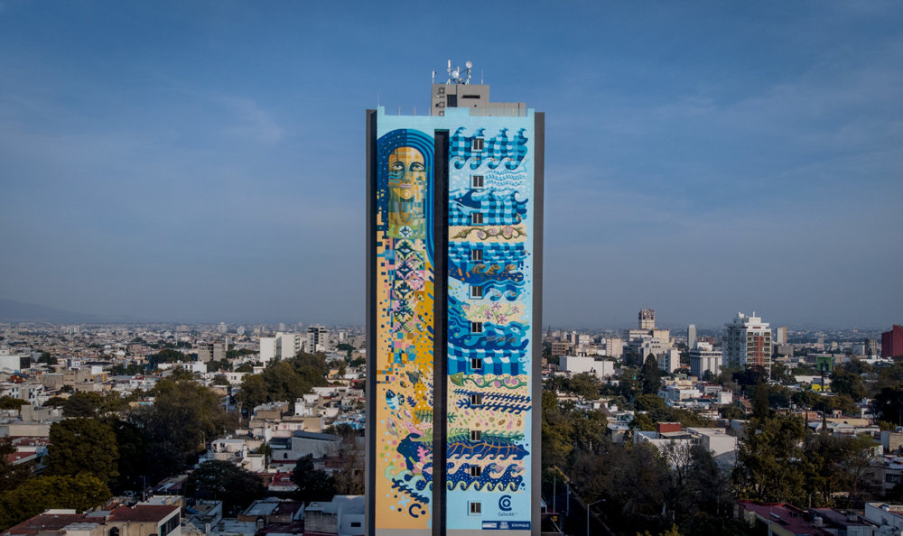 Marvelous Colorful Murals By Raul Sisniega 01