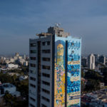 Marvelous colorful murals by Raúl Sisniega