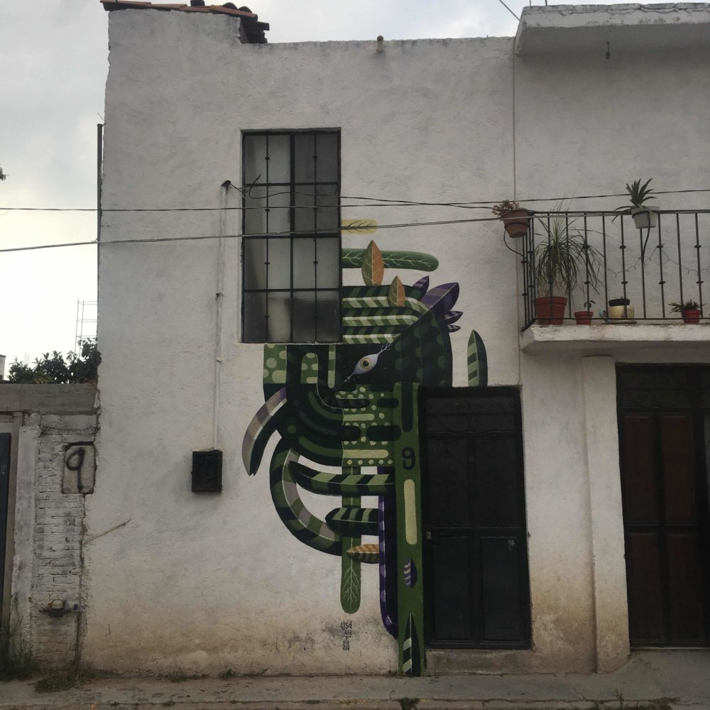 Marvelous Colorful Murals By Raul Sisniega 09