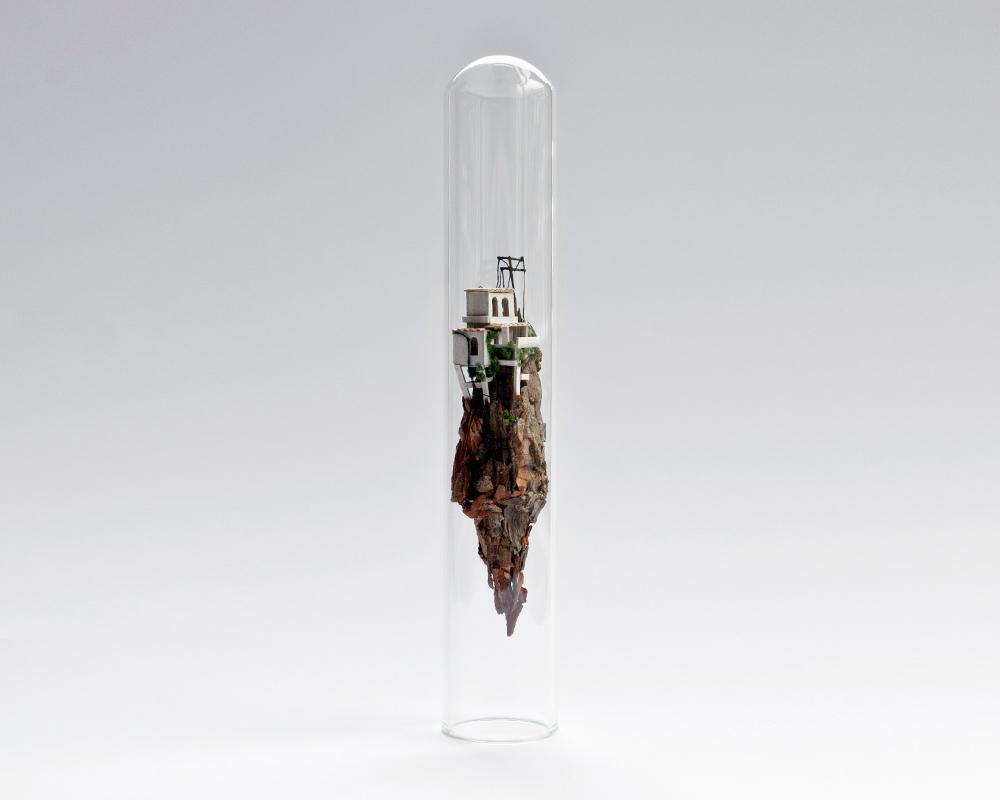 Micro Matter Mini Dioramas Inside Test Tubes By Rosa De Jong 4