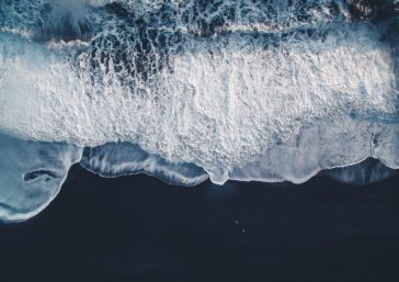 """""""Our Oceans"""": stunning aerial photographic series by Tobias Hägg"""