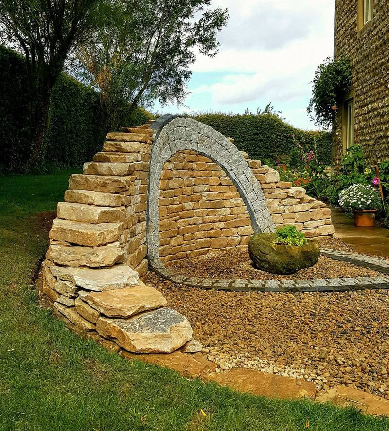 Piles Of Bricks And Stones Turned Into Fantastic Works Of Art By Johnny Clasper 3