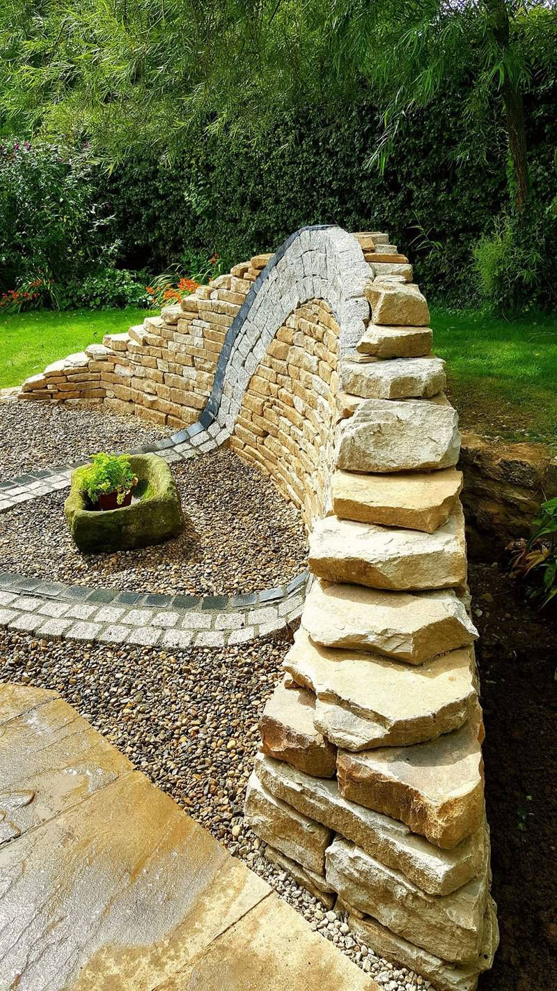 Piles Of Bricks And Stones Turned Into Fantastic Works Of Art By Johnny Clasper 4