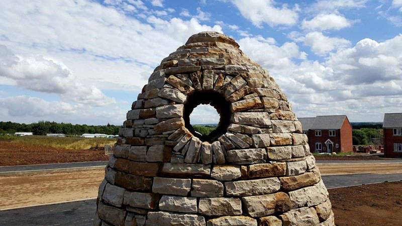 Piles Of Bricks And Stones Turned Into Fantastic Works Of Art By Johnny Clasper 8