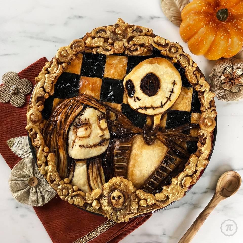 Pop Culture Pies By Jessica Leigh Clark Bojin 4