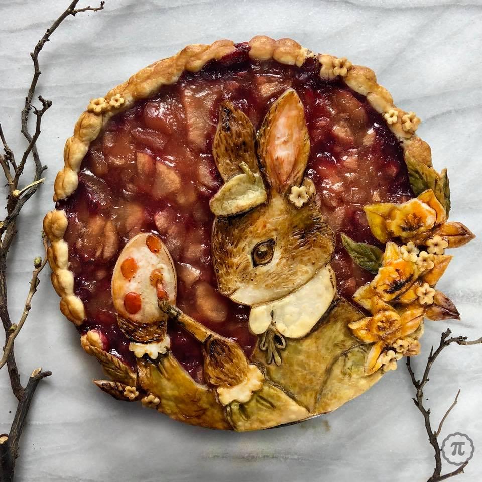 Pop Culture Pies By Jessica Leigh Clark Bojin 6