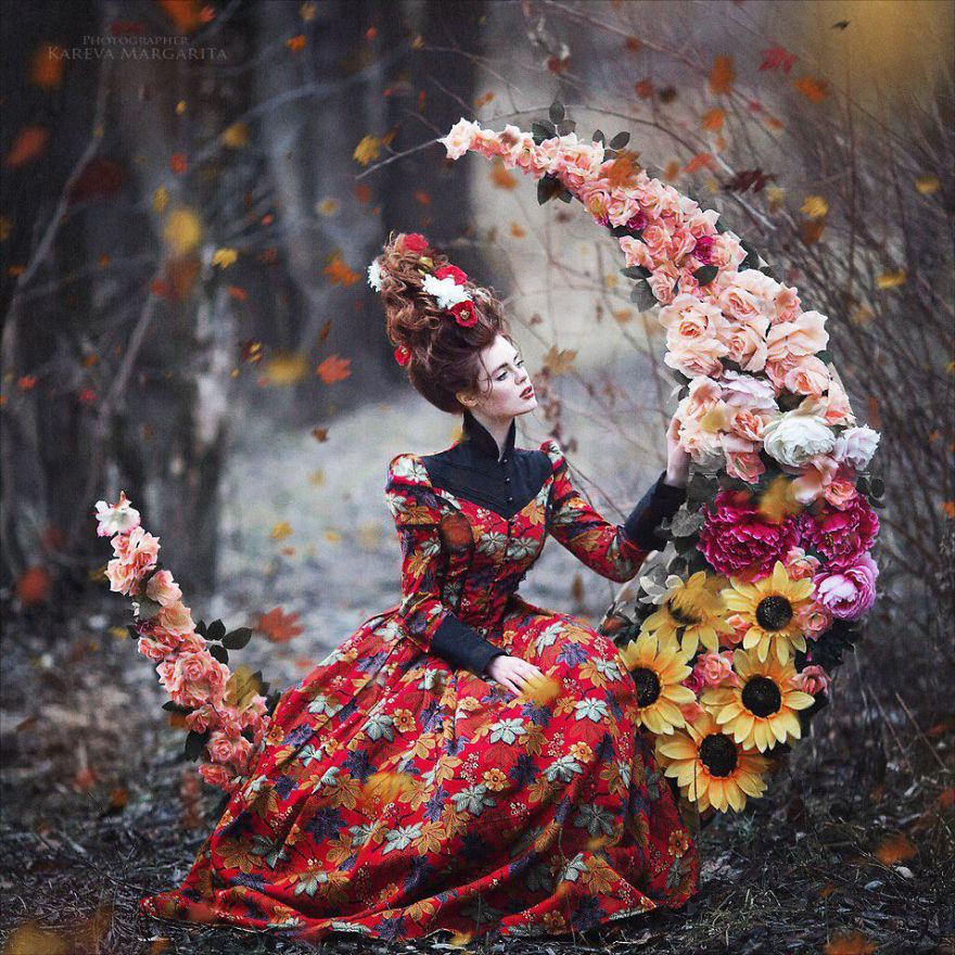 Russian Fairy Tales Brought To Life In Gorgeous Photographs By Margarita Kareva 4