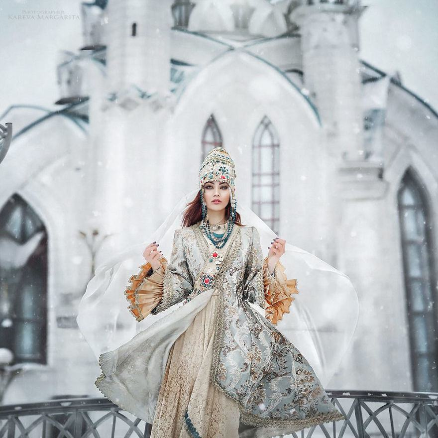Russian Fairy Tales Brought To Life In Gorgeous Photographs By Margarita Kareva 5